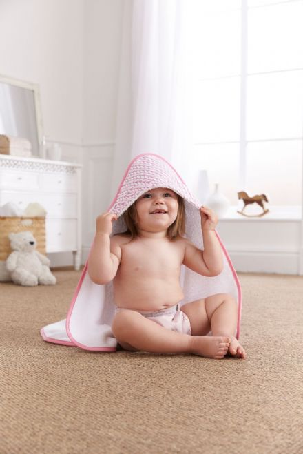 Barley Bebe Hooded Towel